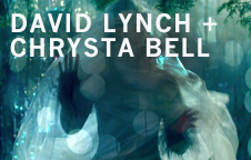 DAVID-LYNCH+CHRYSTA-BELL